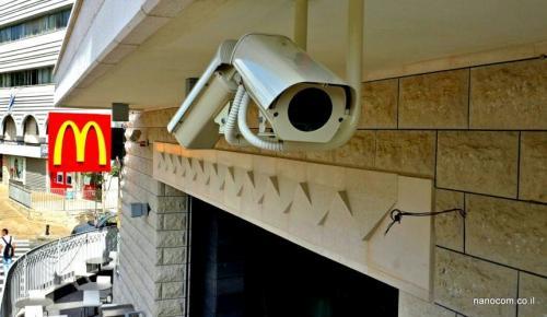 מצלמות אבטחה רשת
