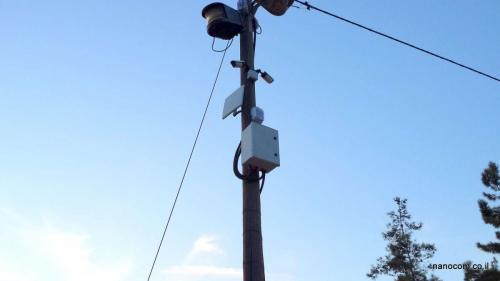 מצלמות אבטחה WIFI