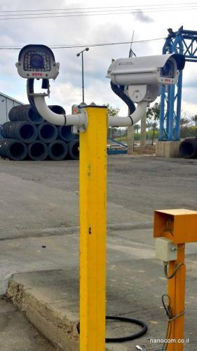 מערכת LPR למוזני גשר
