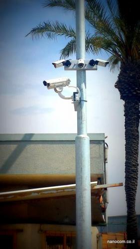 מצלמות הכניסה לישוב